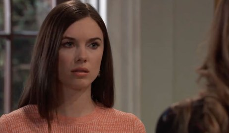 Willow asked to marry Michael on General Hospital