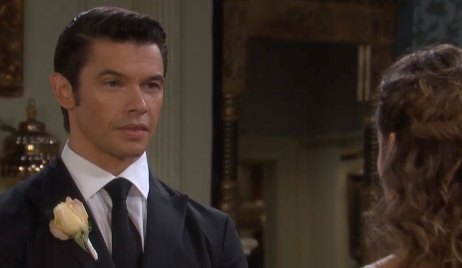Xander and Sarah's wedding on Days of our Lives