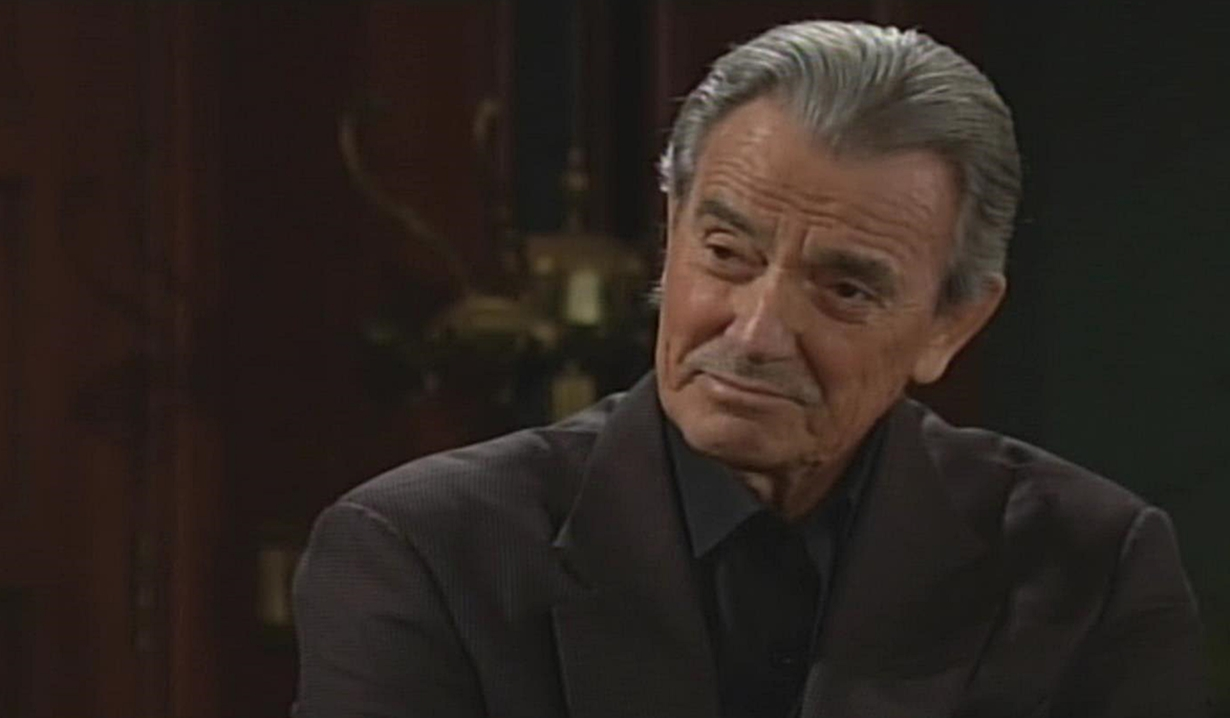 Adam, Victor spar verbally Young and Restless