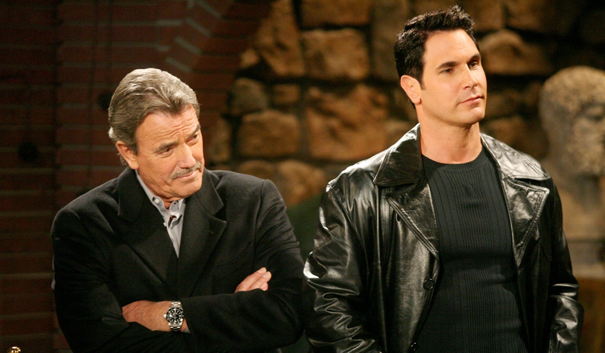 Brad, Victor team up Young and Restless