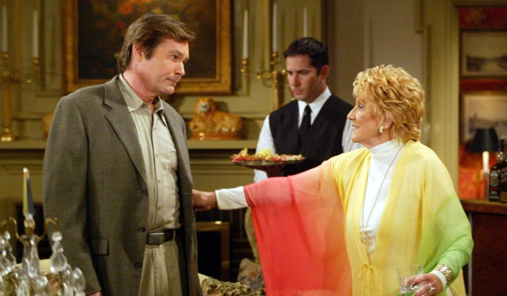 Brock, Katherine intervention Young and Restless