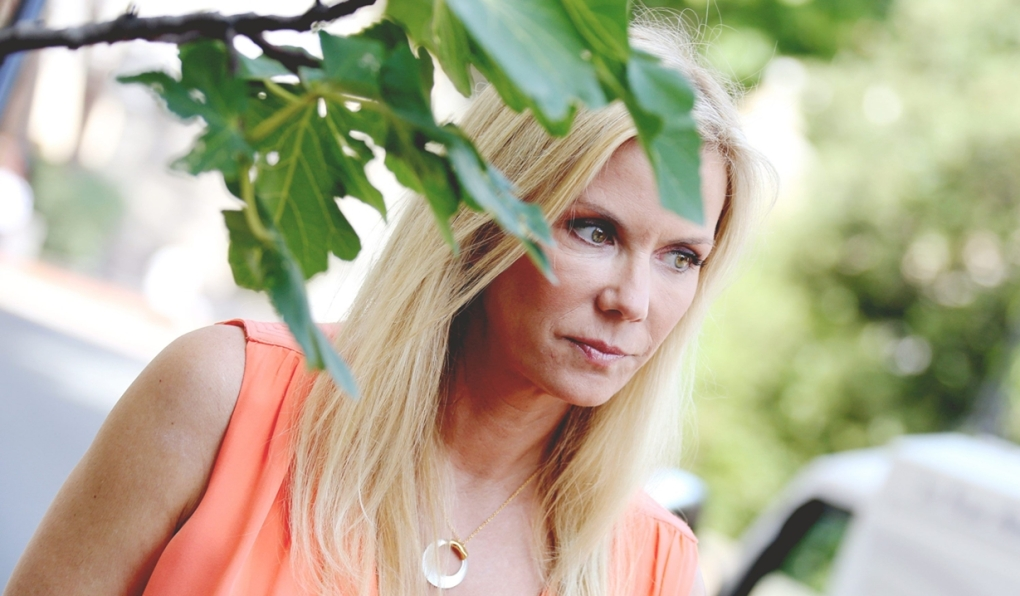 Brooke in Monaco tree Bold and Beautiful
