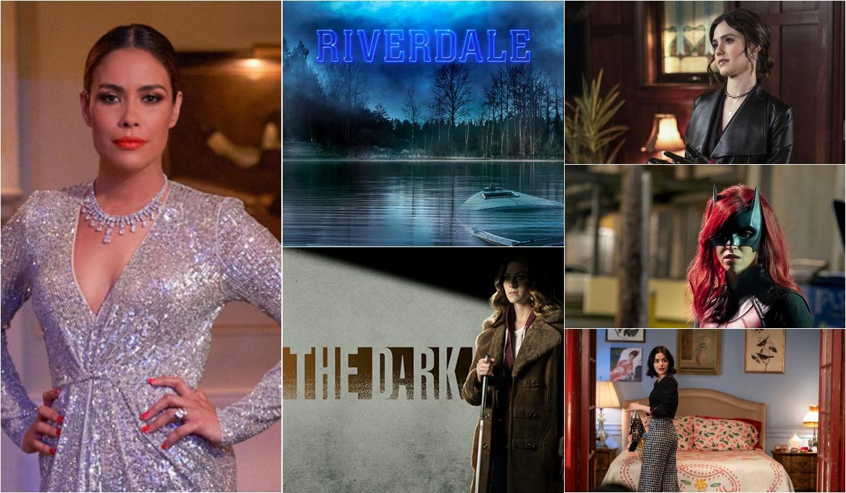 CW Teasers Week April 26 Riverdale, Dynasty, Batwoman, Katy Keene, In the Dark, Charmed