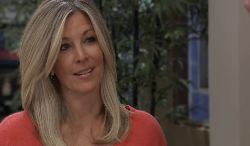Carly tells Brando how important family is to Sonny General Hospital