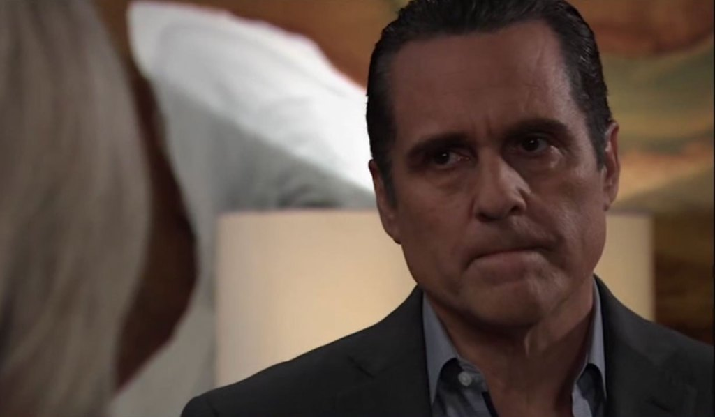 Carly wants to know Sonny's plan on General Hospital