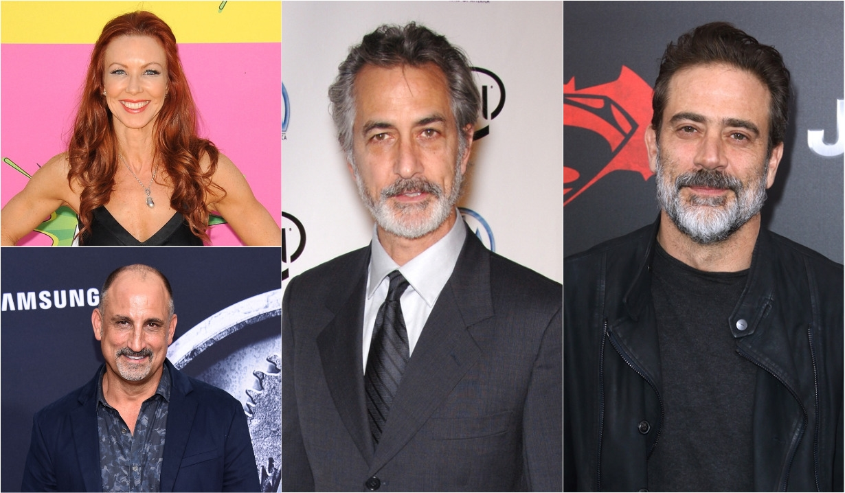 Challen Cates, Michael Papajohn, David Strathairn, Jeffrey Dean Morgan, Walkaway Joe movie Another World, Passions, Port Charles, Search for Tomorrow