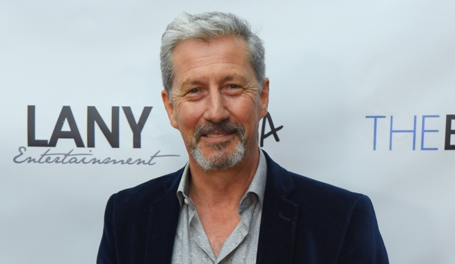 Charles Shaughnessy table read The Nanny Days of our Lives
