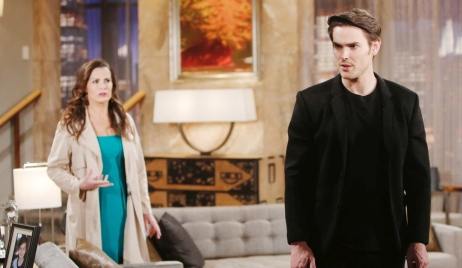 Chelsea, Adam discuss win Young and Restless