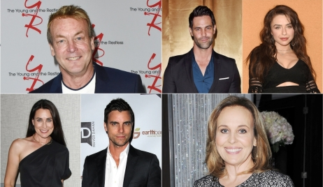 Doug Davidson, Colin Egglesfield, Jason-Shane Scott, Victoria Konefal, Rena Sofer, Genie Francis, All My Children, Bold and Beautiful, Days of our Lives, General Hospital, One Life to Live, Young and Restless