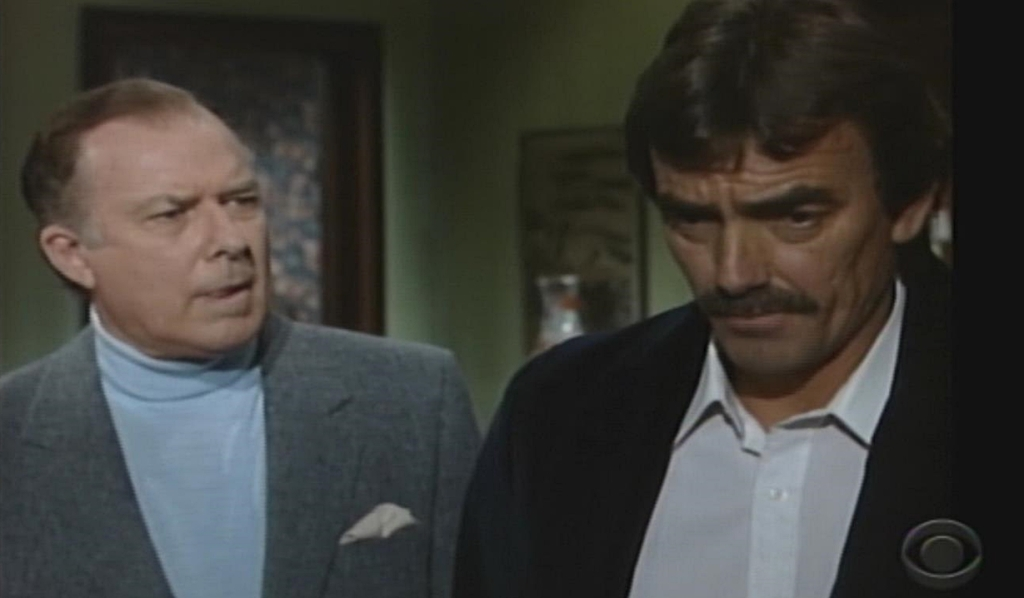 Douglas Austin, Victor Newman wedding Young and Restless