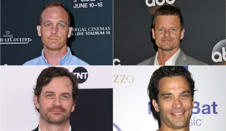 Ethan Embry, Jonathan Schaech, Steve Zahn, Tom Everett Scott That Thing You Do! All My Children, Another World, Sunset Beach