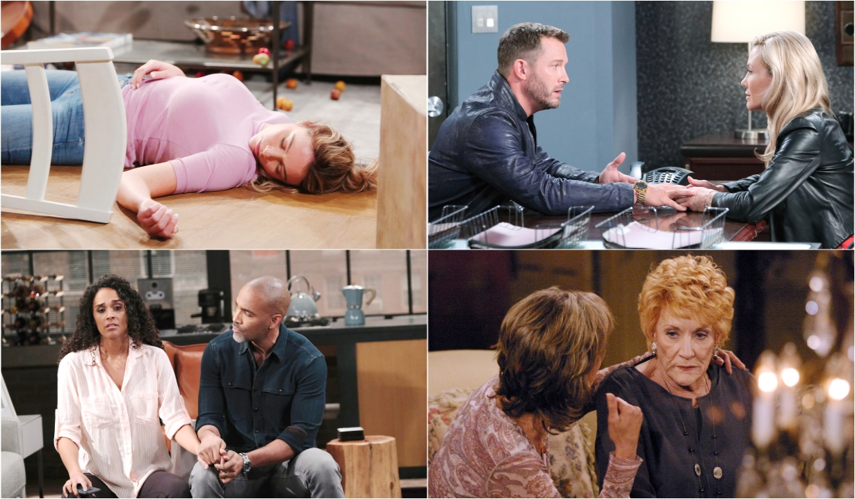 25-4-20 spoilers for bold and beautiful days of our lives general hospital young and restless