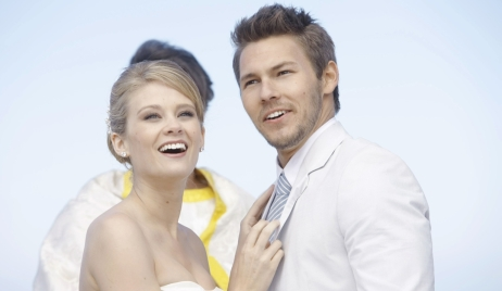 Hope, Liam wedding Italy Bold and Beautiful