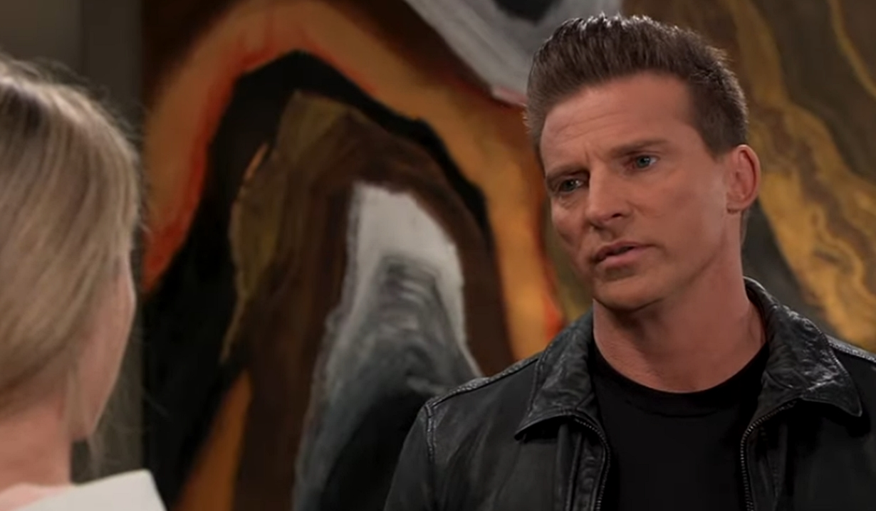 Josslyn asks Jason stop Nelle General Hospital