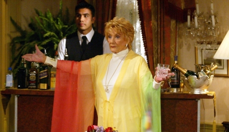 Katherine Chancellor intervention Young and Restless
