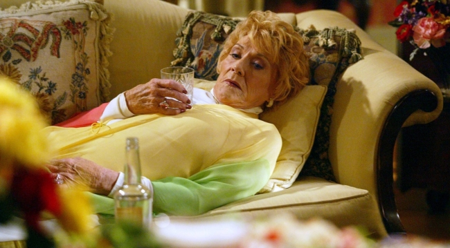 Katherine falls asleep intervention Young and Restless