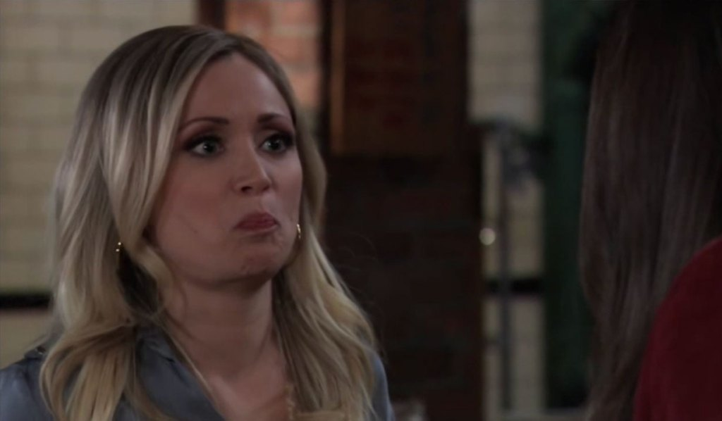 Lulu is furious with Brook Lynn again on General Hospital