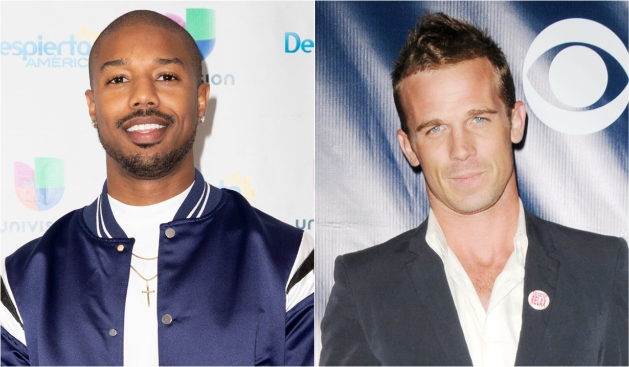 Michael B Jordan, Cam Gigandet Tom Clancy's Without Remorse All My Children, Young and Restless