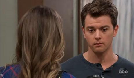 Michael faces a tough decision with Sasha General Hospital