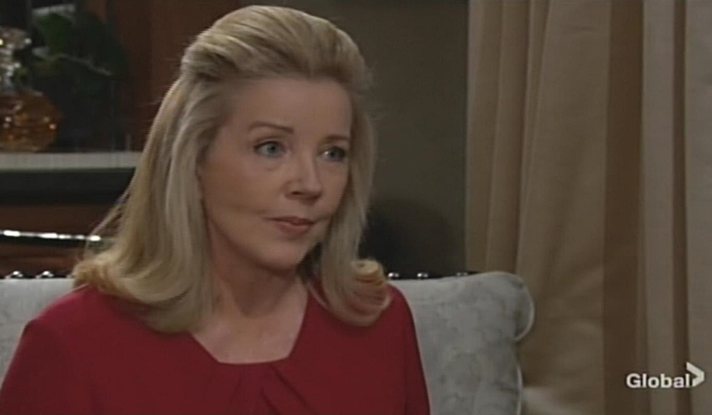 Nikki learns Victor blames her Young and Restless
