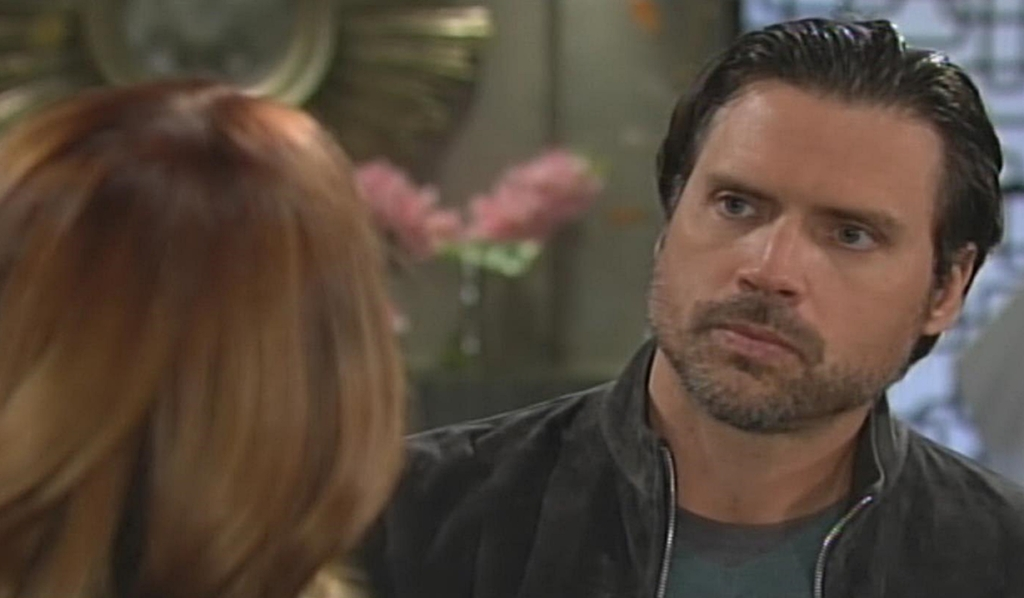 Phyllis, Nick discuss Adam Young and Restless