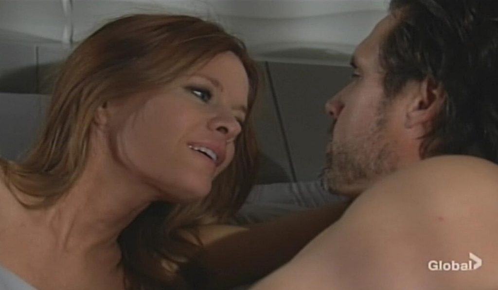 Phyllis, Nick stay in bed Young and Restless
