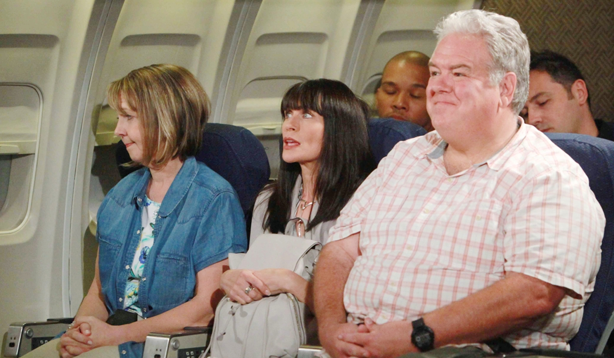 Quinn flight overseas Bold and Beautiful