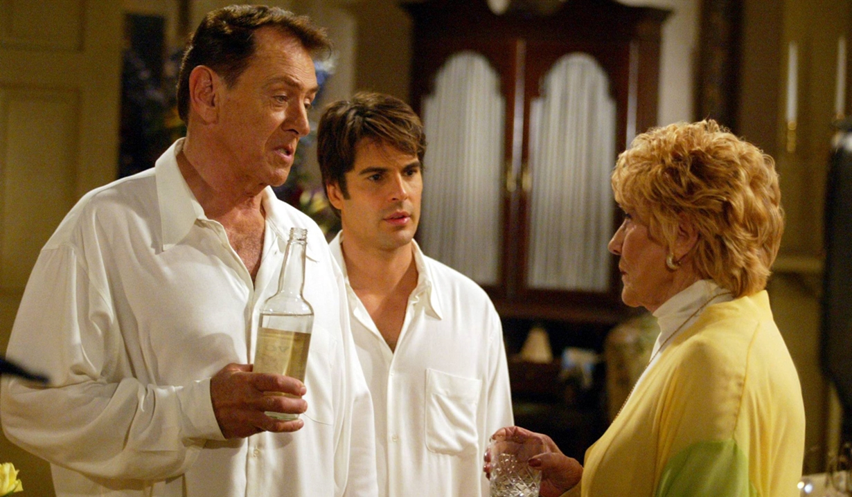 Rex, Phillip, Katherine dream Young and Restless