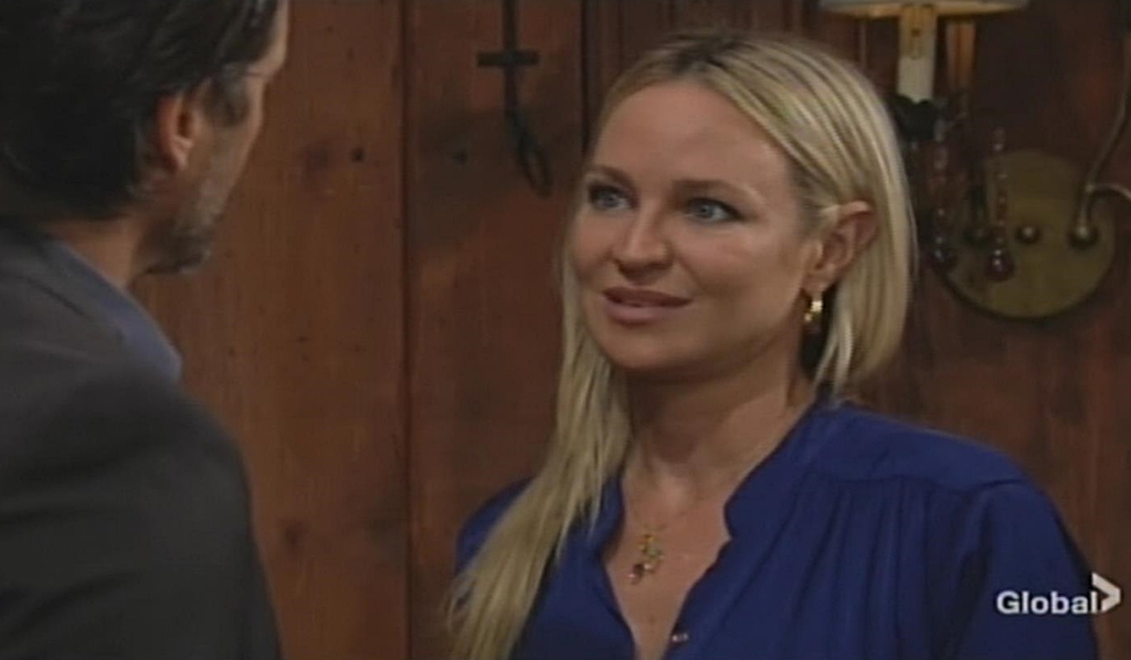 Sharon asks Nick help Young and Restless