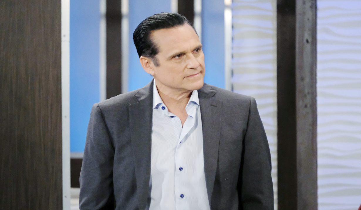 Sonny considers his other options General Hospital