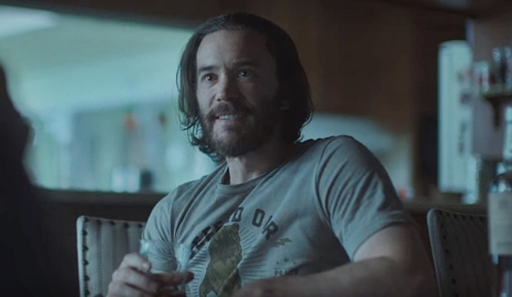 Tom Pelphrey as Ben Davis Ozark Guiding Light, As the World Turns