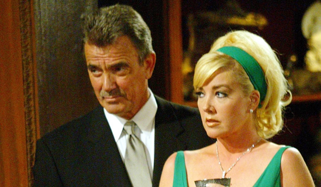 Victor, Nikki week on Young and Restless