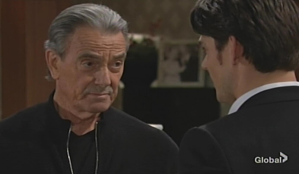 Victor faces Adam Young and Restless