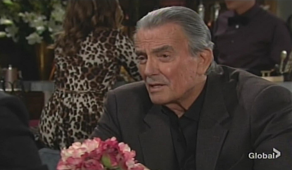 Victor questions Adam Young and Restless