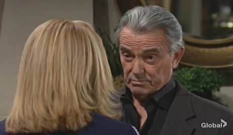Victor tells Nikki he's innocent Young and Restless