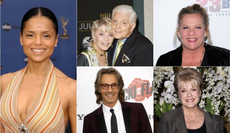 Victoria Rowell, Bill Susan Seaforth Hayes, Gloria Loring, Kim Zimmer, Rick Springfield Days of our Lives General Hospital, Guiding Light, Young and Restless