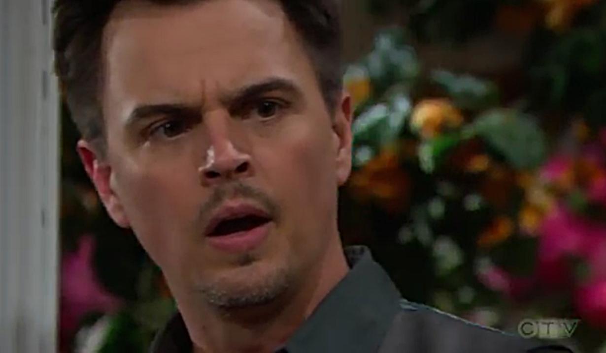 Wyatt shocked Bold and Beautiful