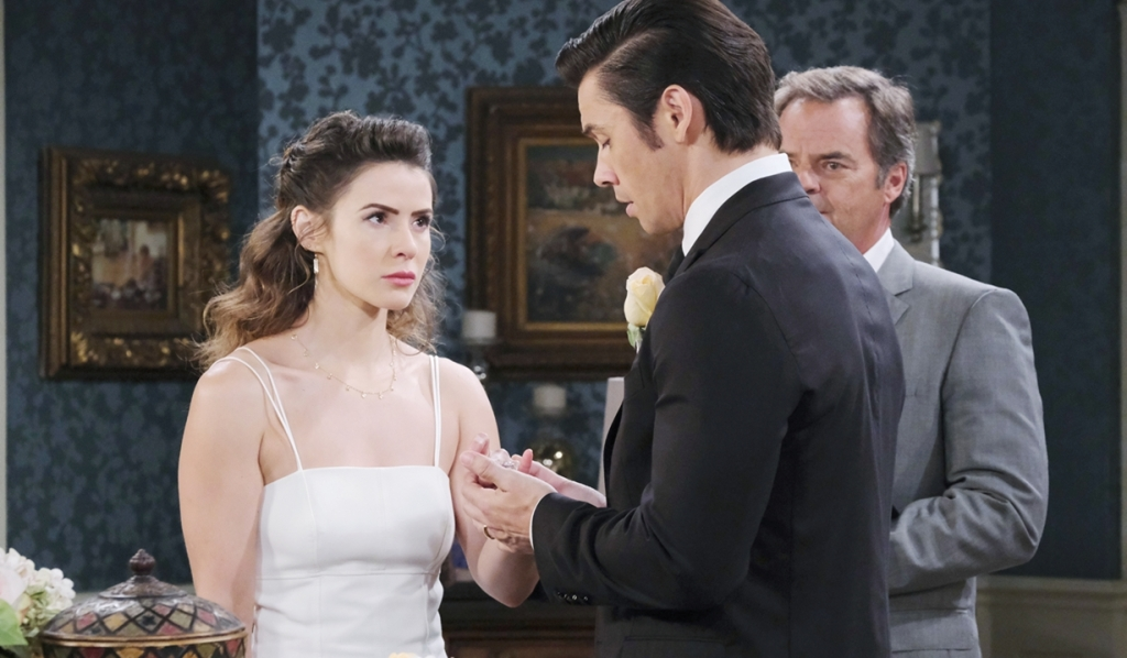 Xander wedding ring Sarah, Justin Days of our Lives