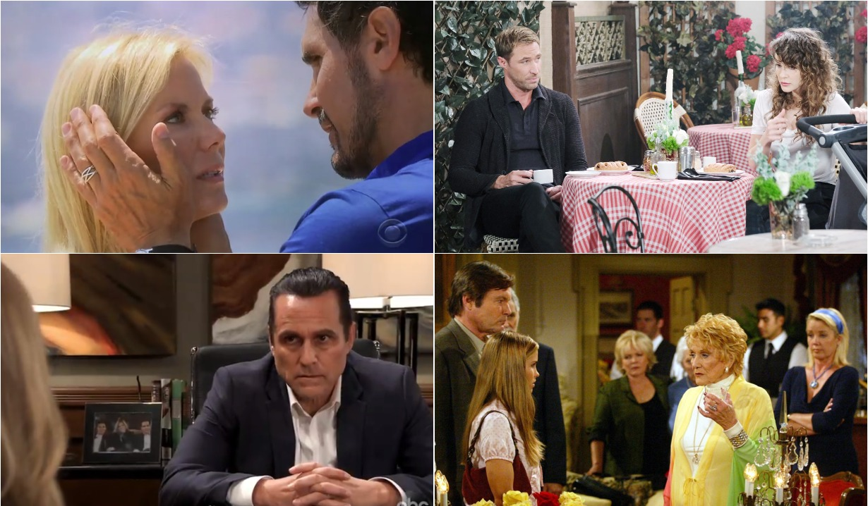 soaps roundup may 4 bold and beautiful days of our lives general hospital young and restless