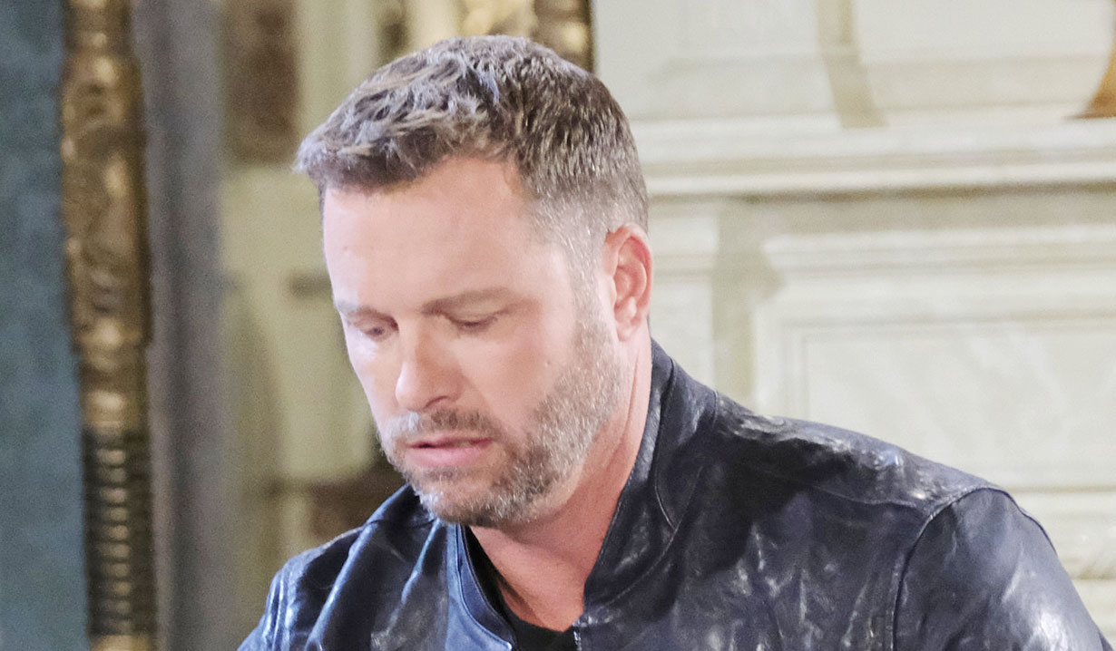 brady finds knife days of our lives