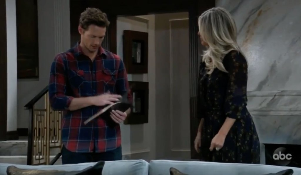 Corinthos house remodel on General Hospital