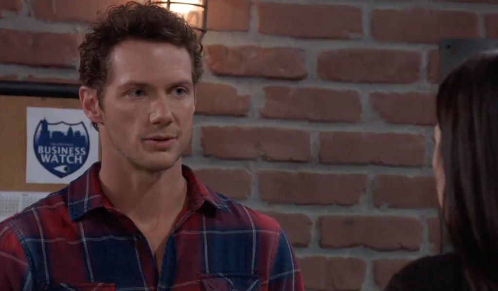 Brando and Sam talk about Molly on General Hospital