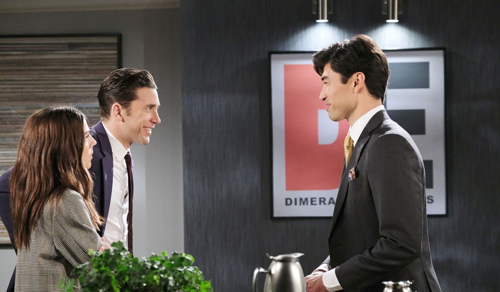 chad gets ceo job days of our lives