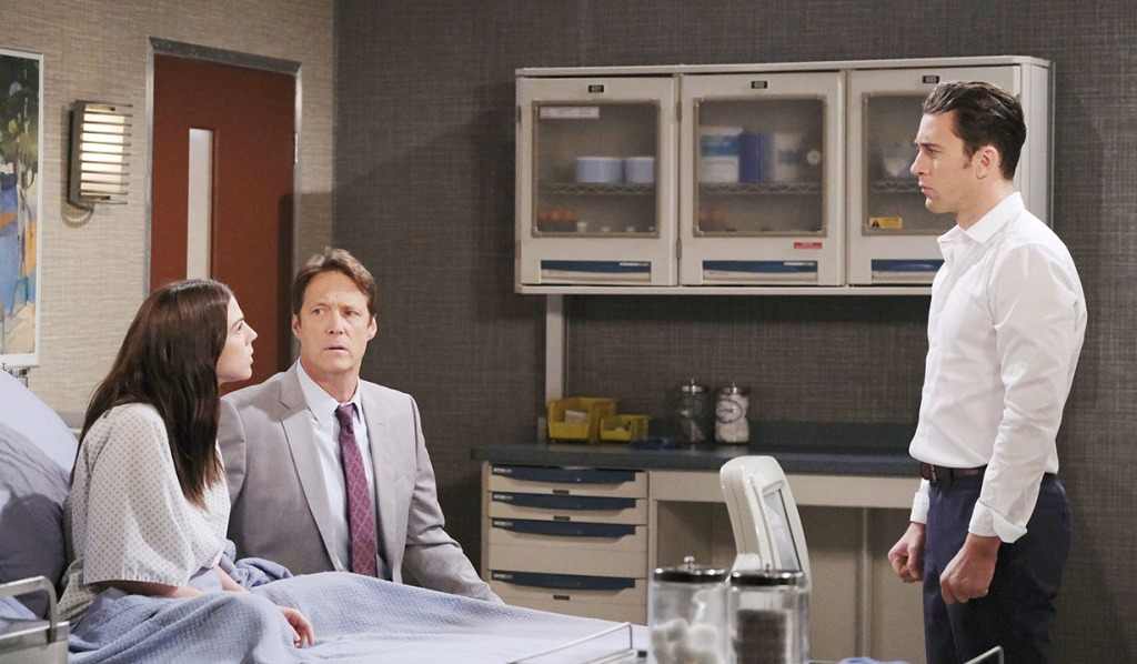 chad learns abby drugged days of our lives