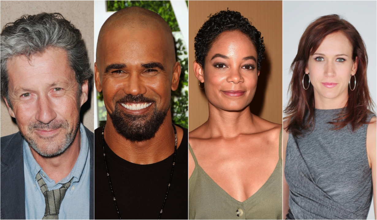 Charles Shaughnessy Shemar Moore Paulina Bugembe Jennifer Landon Days of our Lives General Hospital Bold and the Beautiful Young and the Restless