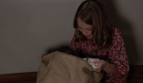 Charlotte is up to no good on General Hospital