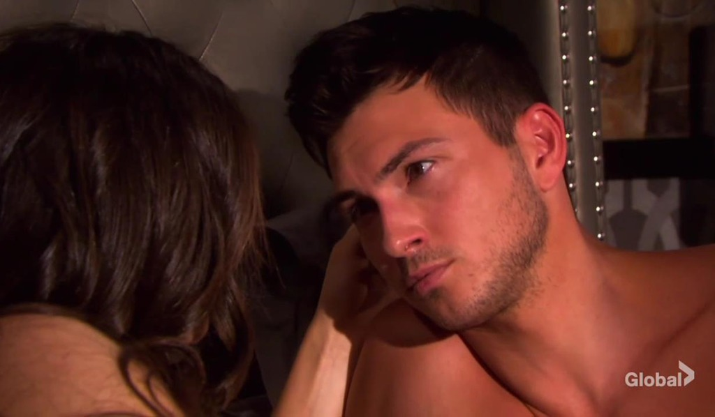 ben and ciara bed days of our lives