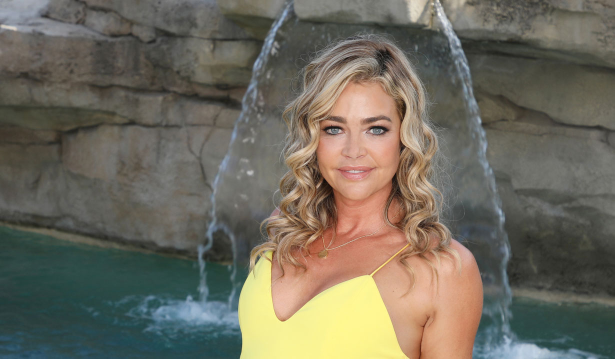Denise Richards of Bold and the Beautiful