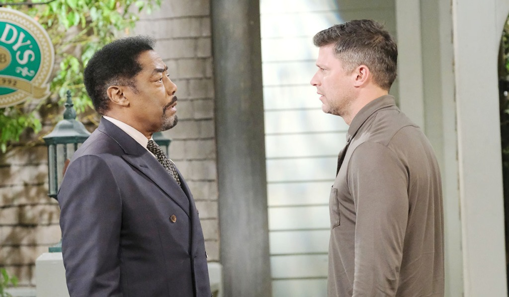 eric confronts abe about nic days of our lives