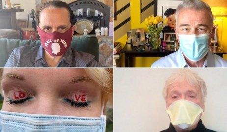 General Hospital cast participates in Jim Warren video